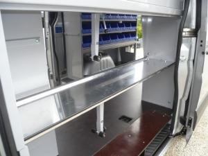 modulaire systemen - bedrijfswageninrichtingen