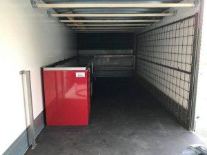 Bewaco bedrijfswagen inrichtingen op maat