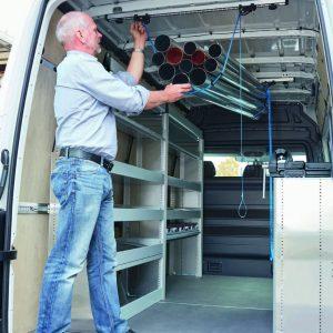 transsafe-carrier-dakdragersysteem - ladingzekering - Bewaco